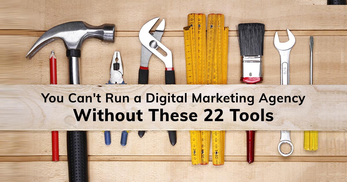 Top digital marketing tools in 2021